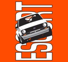 Ford Escort Mk2 by velocitygallery