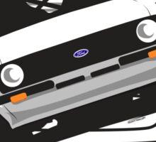 Ford Escort Mk2 Sticker