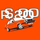 Ford RS2000 Mk2 by velocitygallery