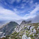 Looking over Capetown by Derek Kan