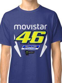Valentino Rossi Yamaha Bike Face Classic T-Shirt