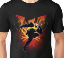 Super Smash Bros. Captain Falcon Silhouette Unisex T-Shirt