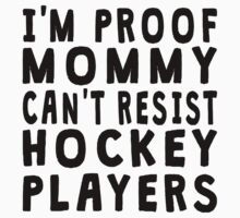 Proof Mommy Can't Resist Hockey Players Kids Clothes