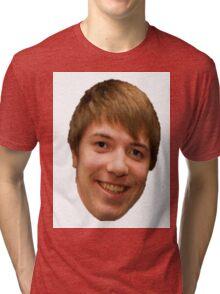 luke mayhew Tri-blend T-Shirt