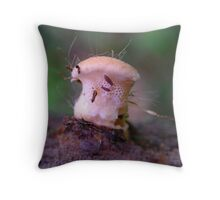 Eraser Cap Life Throw Pillow