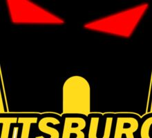 Pittsburgh Tunnel Monsters Sticker