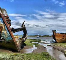 Fleetwood Wrecks by Lilian Marshall