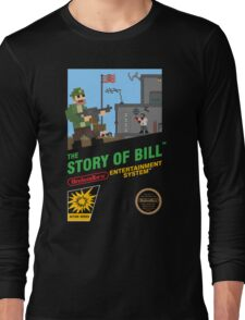 The Story of Bill Long Sleeve T-Shirt