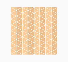 Grid Orange Unisex T-Shirt