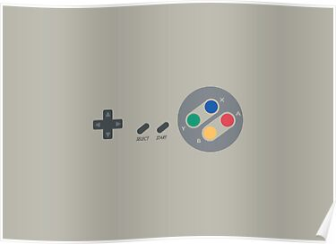 SNES Pad by dutyfreak