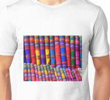 Rainbow Pattern Dye Unisex T-Shirt