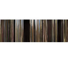 Moviebarcode: The Straight Story (1999) Photographic Print