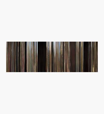 Moviebarcode: The Straight Story (1999) Photographic Print