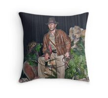 Harrison Ford  Apparel Throw Pillow