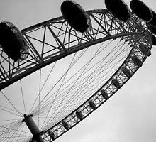 London Eye by Dimitar K  Atanassov