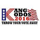 Kang - Kodos 2016 by Diabolical