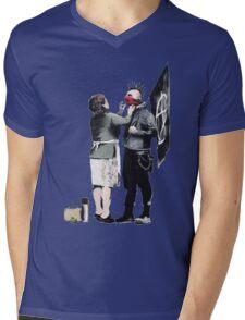 Anarchy... Mens V-Neck T-Shirt