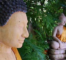 Double Buddha by SweetLemon