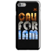 Cali.for.IAM Case iPhone Case/Skin