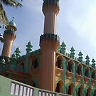 Beachside Mosque Varkala by SerenaB