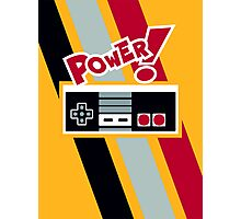 POWER! Photographic Print