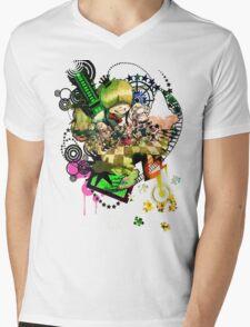 You Call This a Utopia? Mens V-Neck T-Shirt