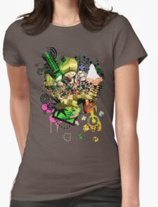 You Call This a Utopia? Womens Fitted T-Shirt