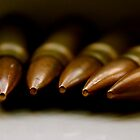 Bullets from World War 2 by George McCann