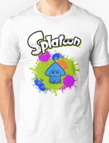 Splatoon Squid - Colour Blue T-Shirt