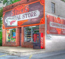 Stokes General Store by James Brotherton