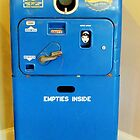 Old Pepsi Machine by Cynthia48