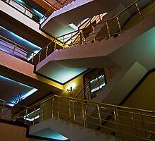 Stairs by eddiechui