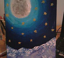 Night Sky by Kay29