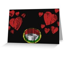Love Marmite Greeting Card