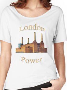 London Power Women's Relaxed Fit T-Shirt