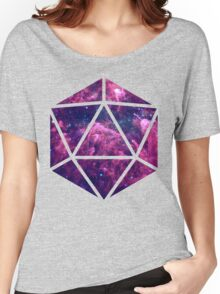 D20 Clouded Vision Women's Relaxed Fit T-Shirt