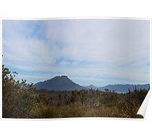 Lake Pedder  #41 - Solitary Island  Poster