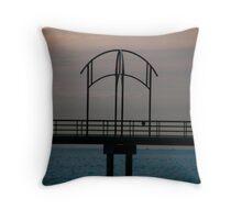 Brighton Beach Memoirs 2 Throw Pillow
