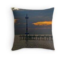 Brighton Beach Memoirs 3 Throw Pillow