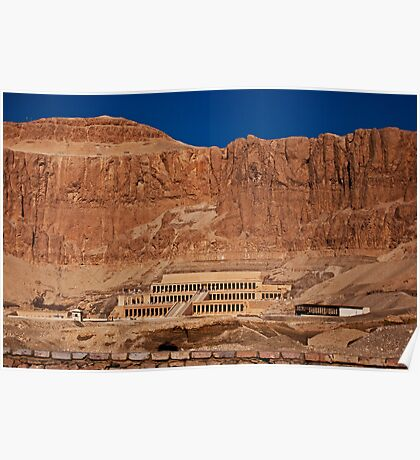 Mortuary Temple of Queen Hatshepsut (1) Poster