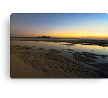 Across to North Ennie Canvas Print