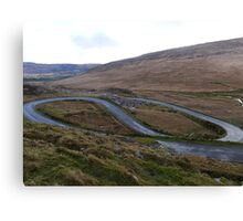 The Healy Pass Canvas Print