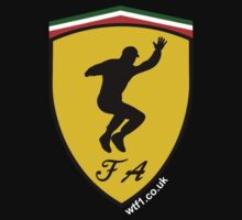 Fernando Alonso Celebration (White Writing) by wtf1