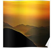 Blue Ridge Mountains VI Poster