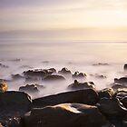 Dawn at Sea by Svetlana Sewell