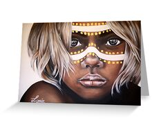 Dreamtime Child Greeting Card