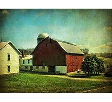 The Country Life Photographic Print