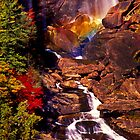 Golden Rainbow by   Paul W. Faust