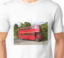 Former London Transport Routemaster Bus  Unisex T-Shirt