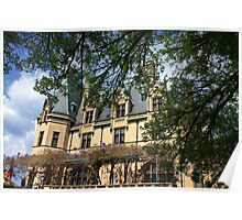 Biltmore House - Another Angle Poster